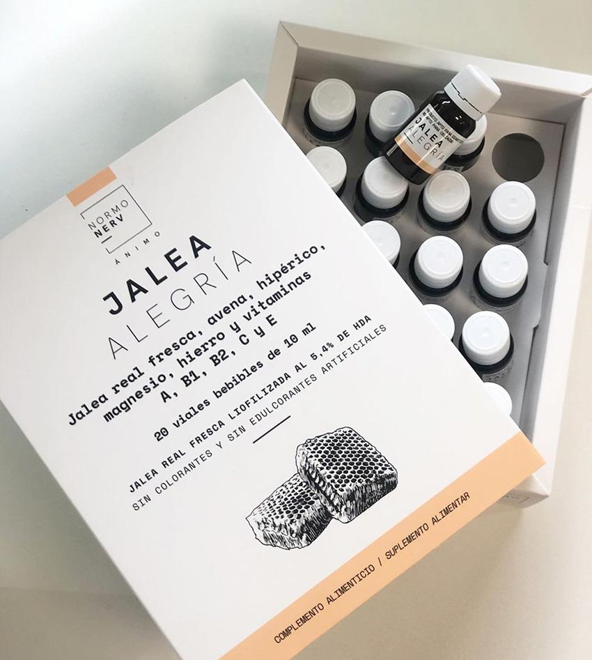 Jalea Alegría NORMO NERV