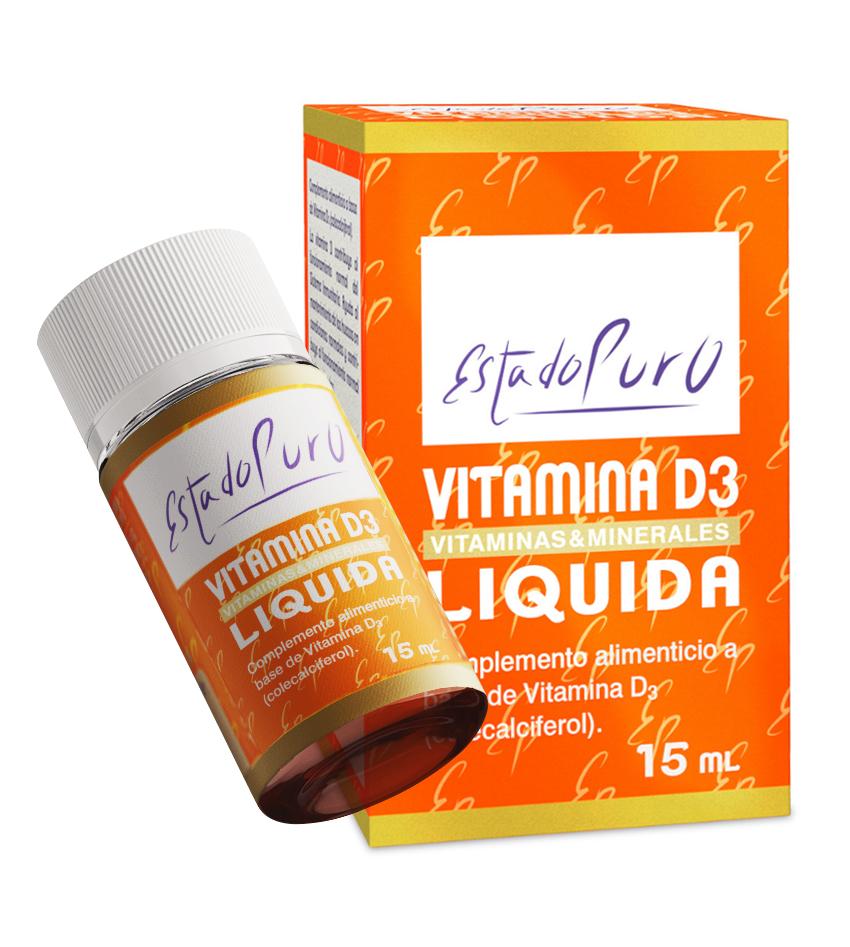 Vitamina D Líquida