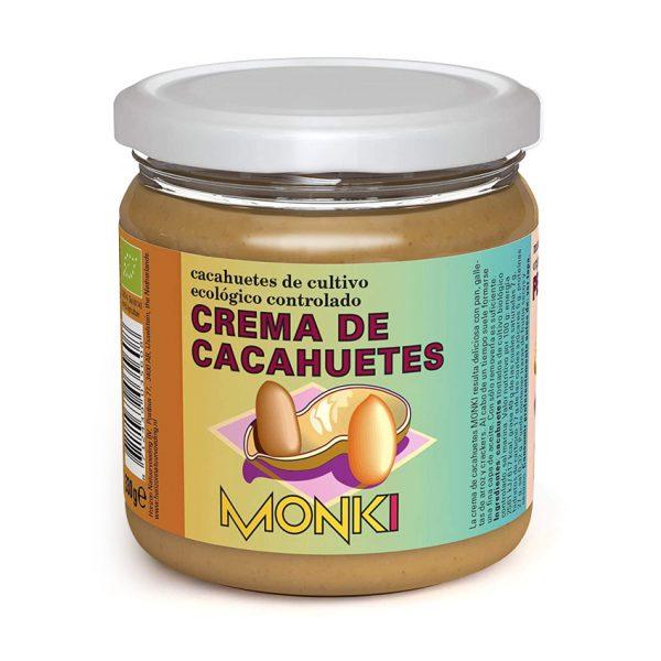 Crema de Cacahuete Monki