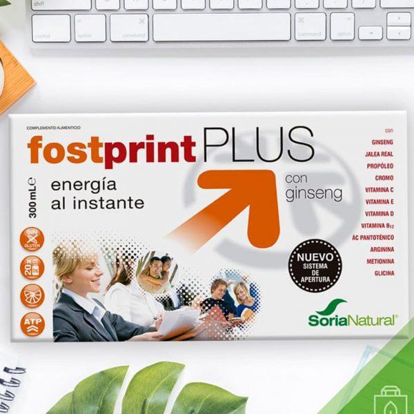 Soria Natural Fost print Plus 20 viales