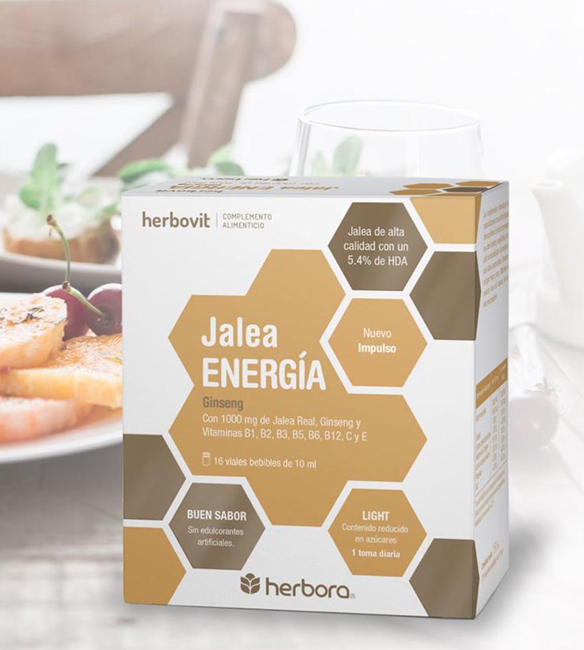 Jalea Energia herbora