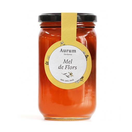 Miel de flores Aurum Herbolario