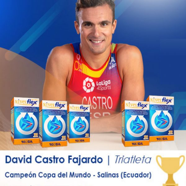 David Castro Triatleta