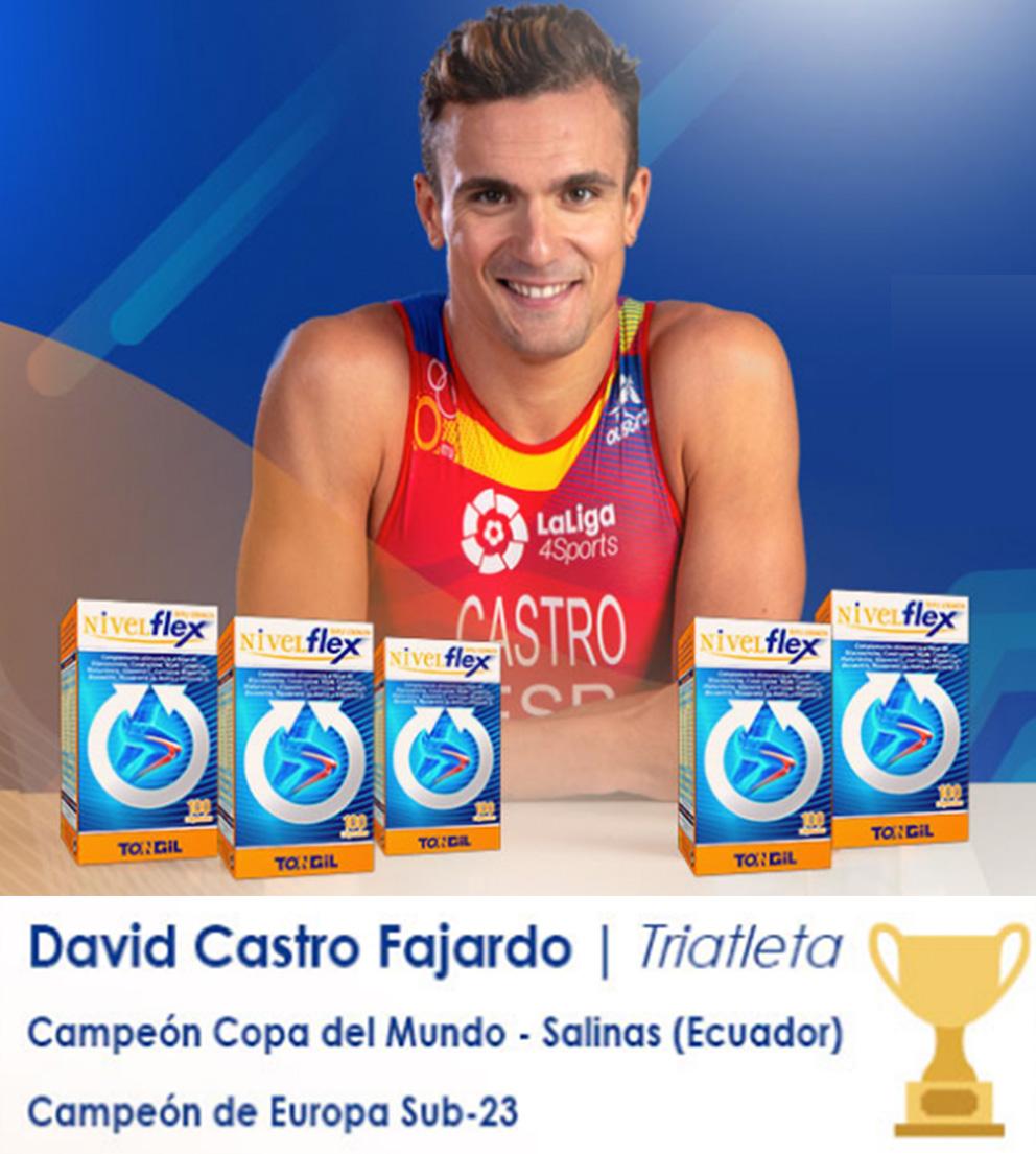 David Castro Triatleta