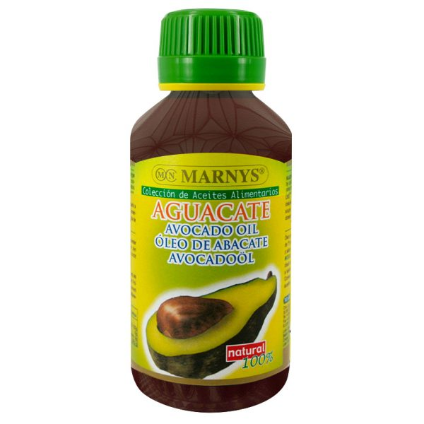 Aceite alimentario de Aguacate de Marnys