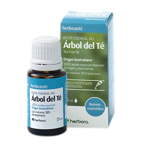 Aceite esencial del Árbol del Té Herbeauté 15ml Herbora