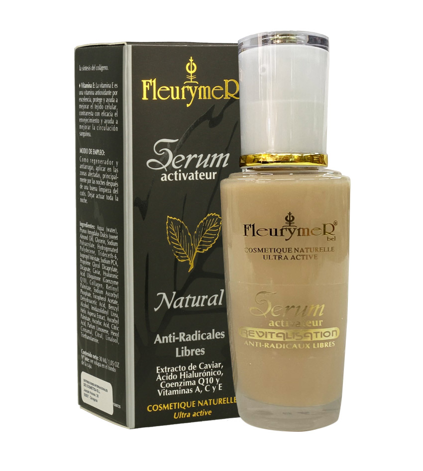 Fleurymer Serum activateur Natural