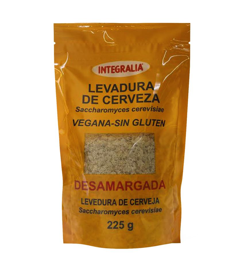 Levadura de cerveza Vegana Sin gluten Integralia 225g