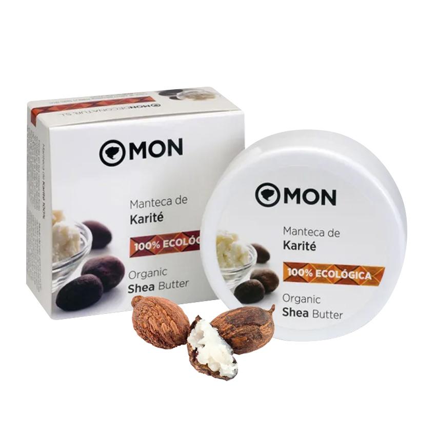 Manteca de Karité 100 Ecológica Organic Shea Butter Mon