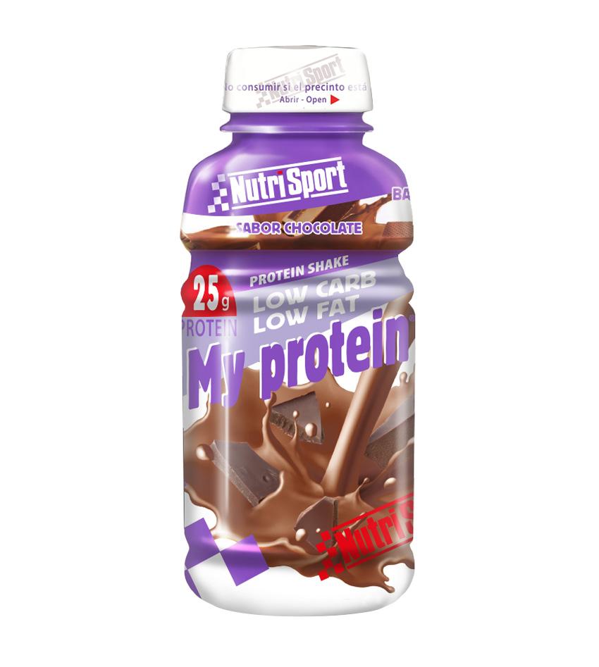 My Protein Sabor Chocolate 330 ml NutriSport