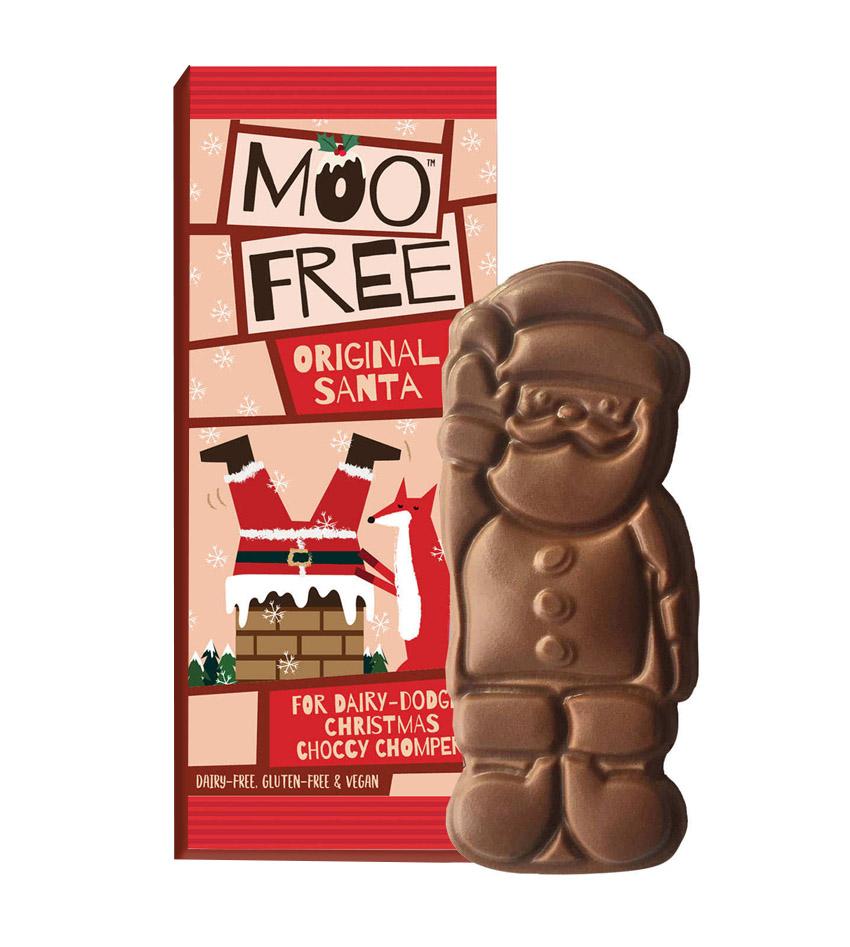 Original Santa Ecológico Sin Gluten Vegano - Moo Free