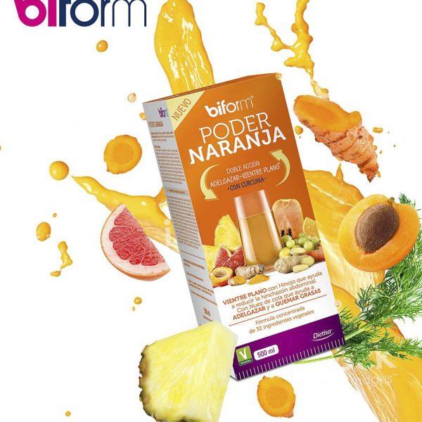 Poder Naranja-Biform-Dietisa