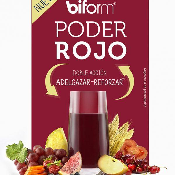 Poder Rojo Biform-Dietisa