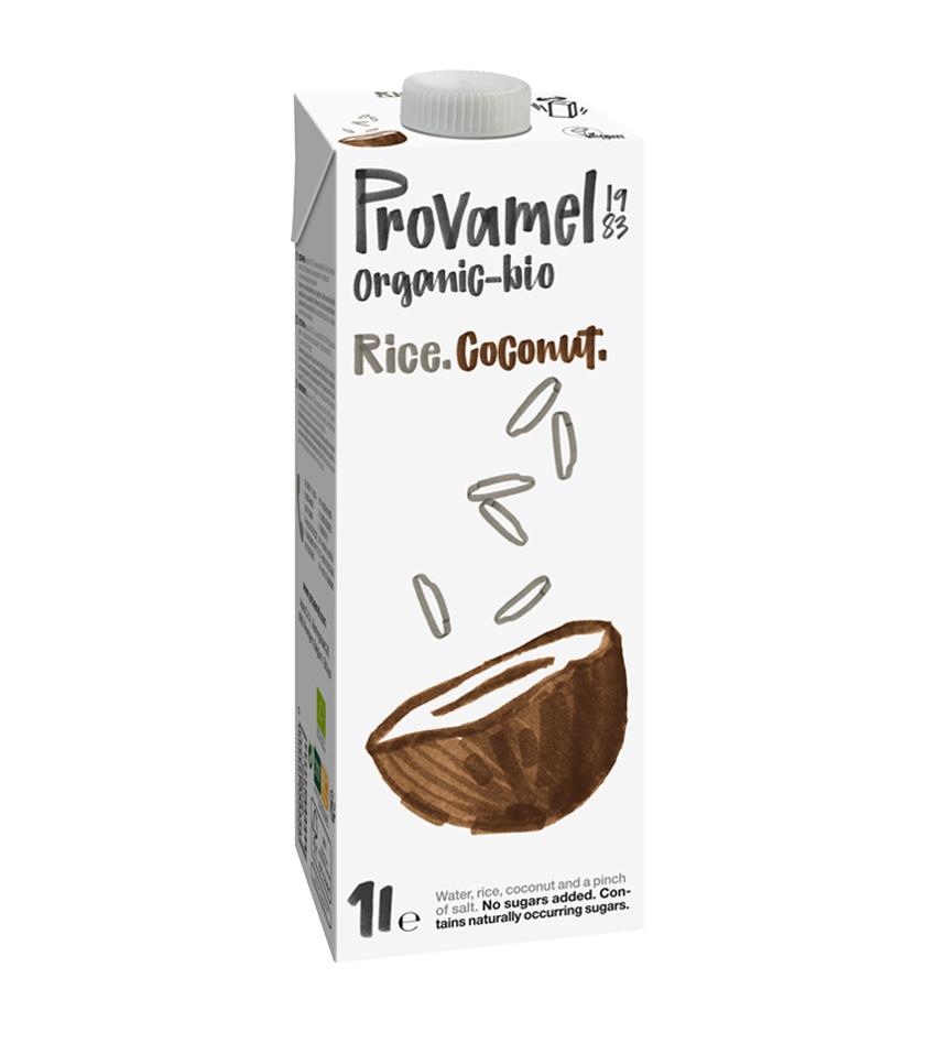 Provamel Organic bio bebida de arroz y coco