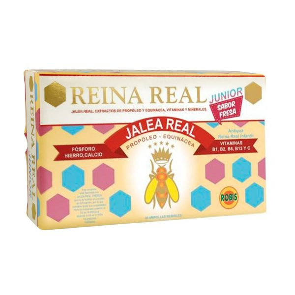 Reina Real Junior 20v Robis