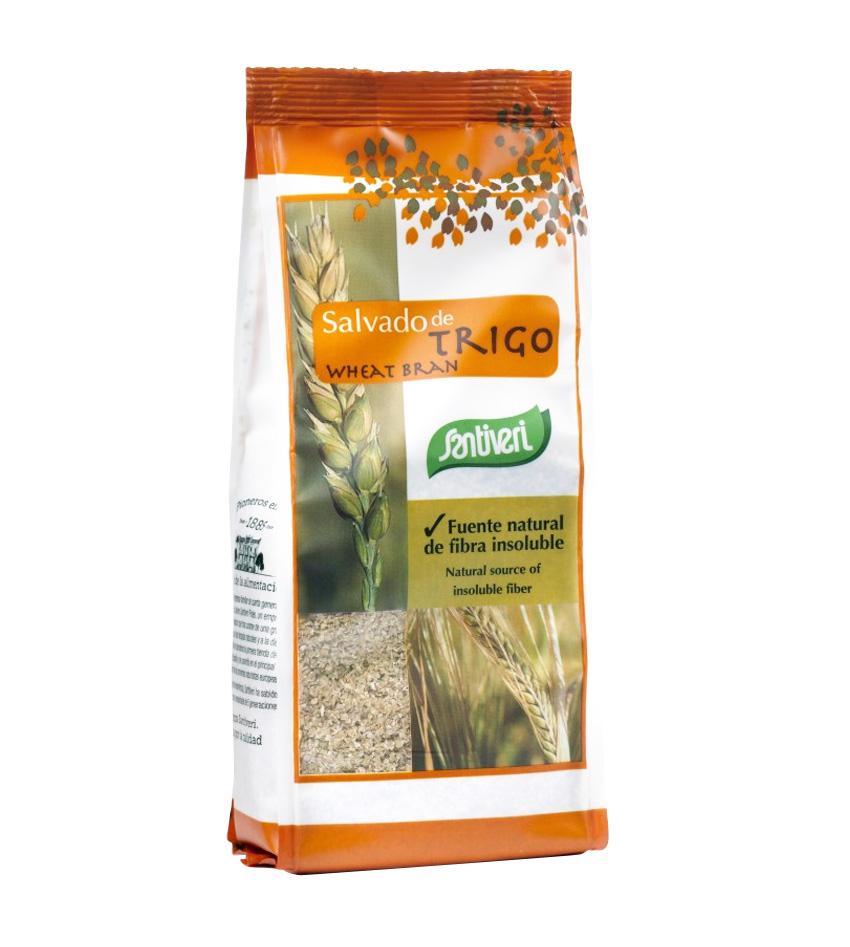 Salvado de trigo Santiveri