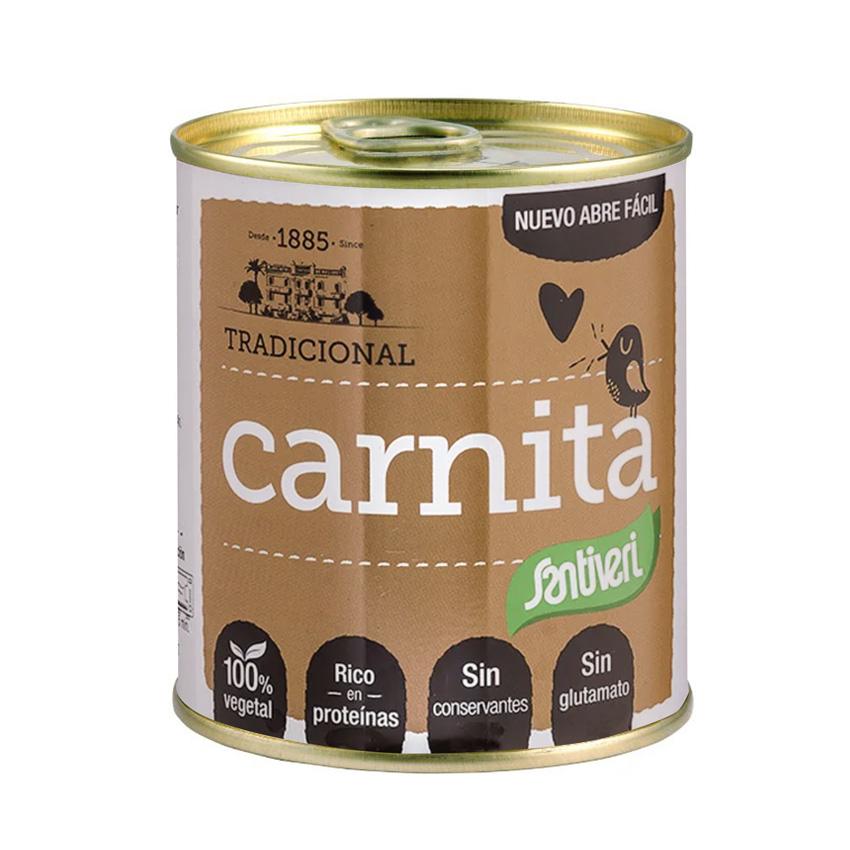 carnita tradicional 300g santiveri