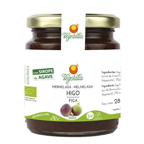 Mermelada de Higo con sirope de agave