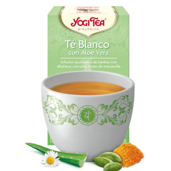 Yogi Tea Té Blanco