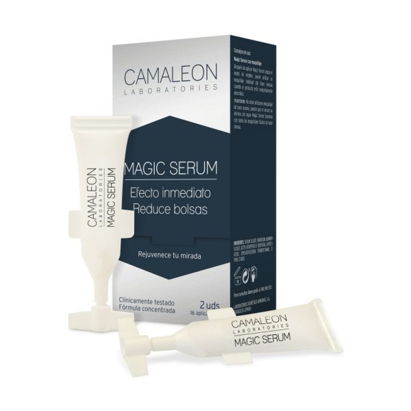 Camaleon Laboratories Magic Serum Reduce Bolsas Efecto inmediato