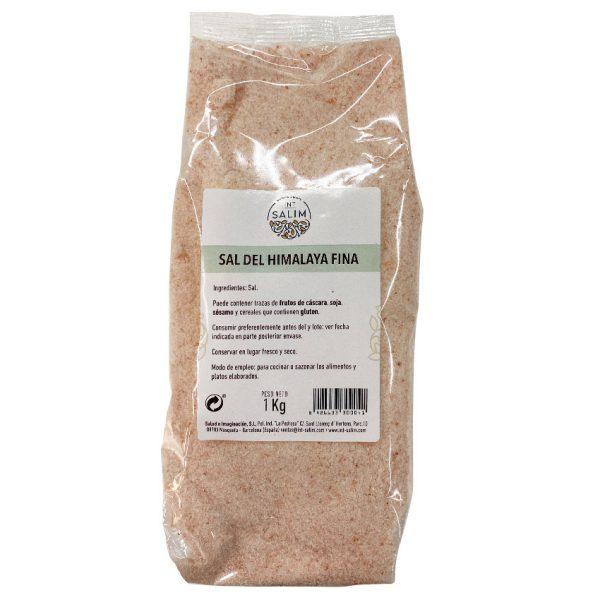 Sal del himalaya fina INT SALIM 1kg