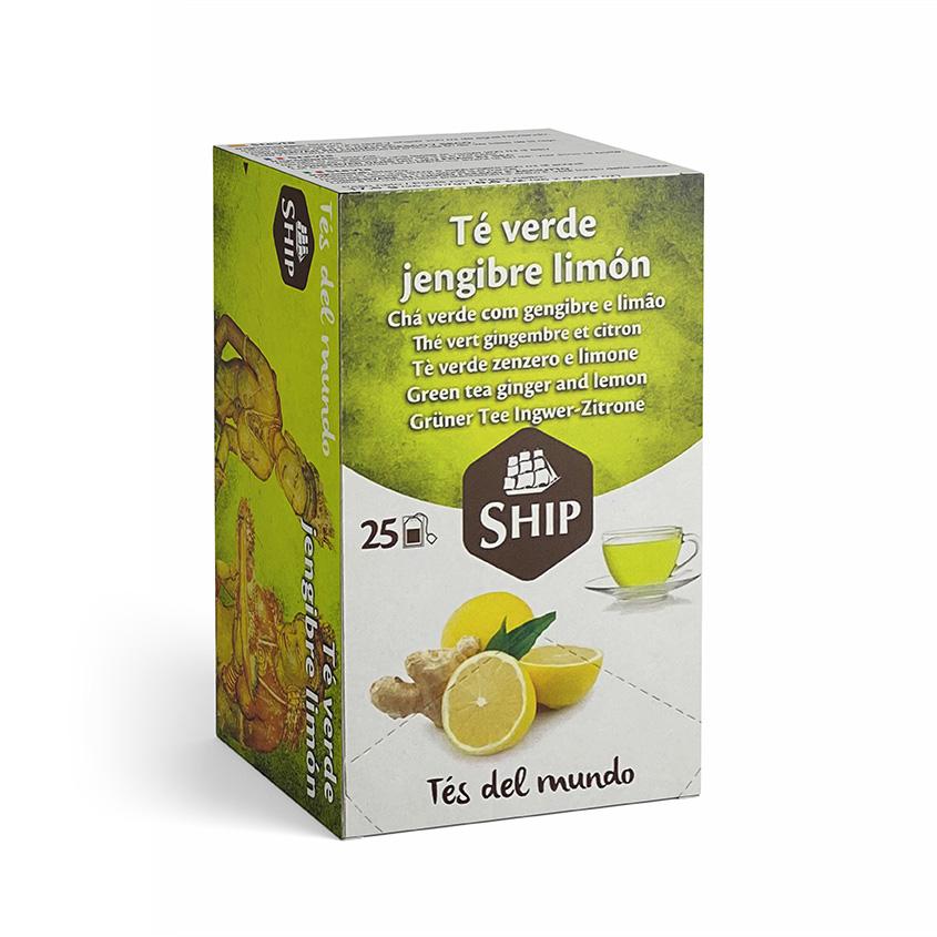 Té-Verde-jengibre-limon-Ship-25-filtros-Herboristería