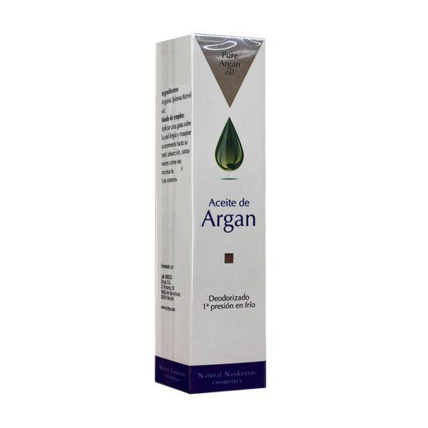 Aceite de Argan Puro Natural Nankervis Cosmeties Sotya