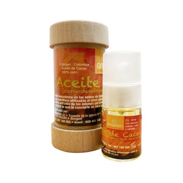 Aceite de Cacay Puro de colombia