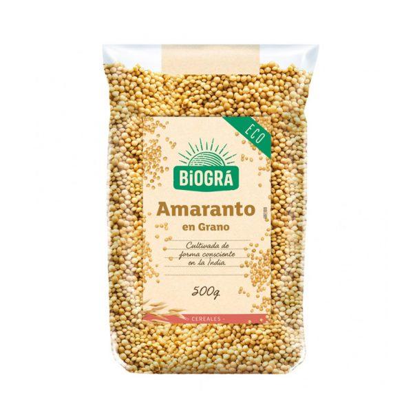Amaranto en Grano ECO 500g Biográ