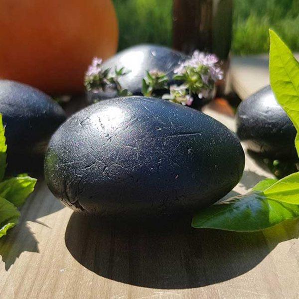 Champú Sólido con carbón activado, árbol del té y caléndula Kijani