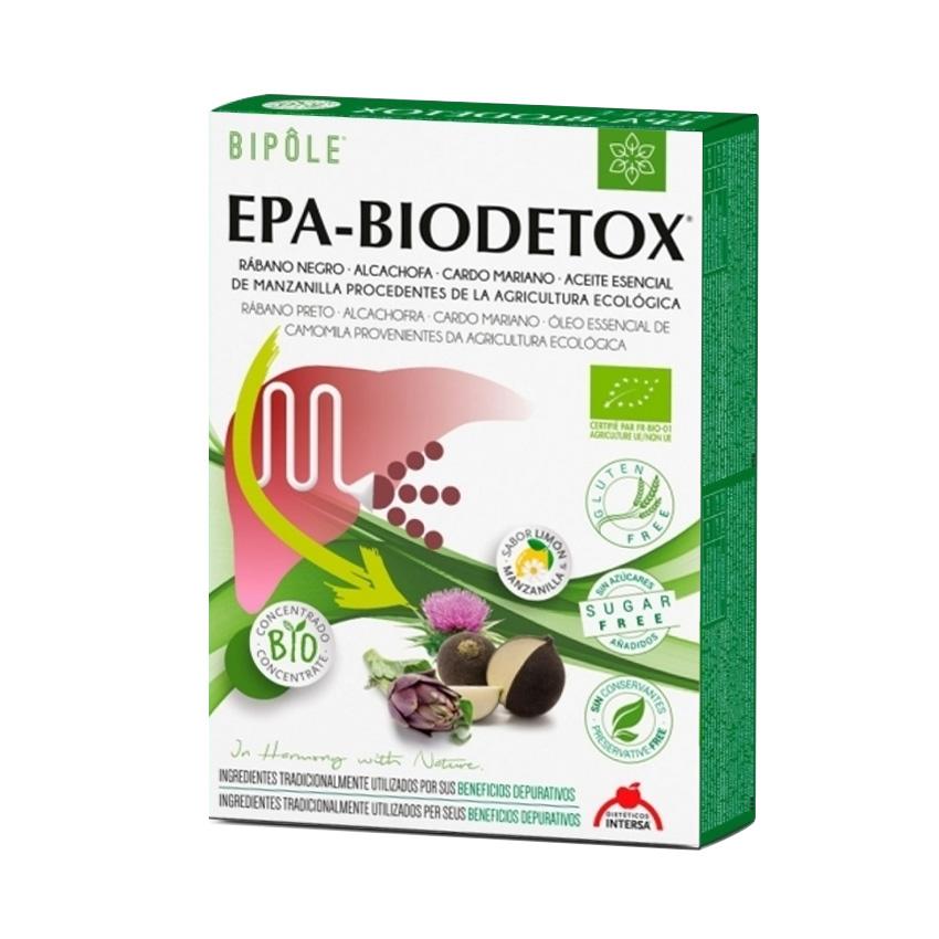 EPA-BIODETOX BIOPOLE BIO de INTERSA