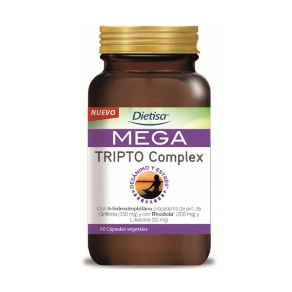 MEGA TRIPTO Complex 60cap Dietisa