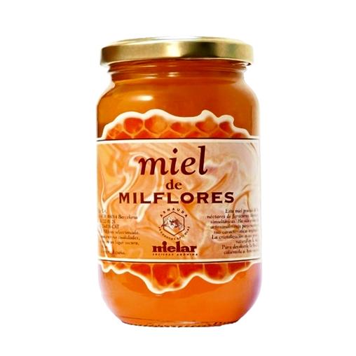 Miel de Milflores Mel de Mil Flors Mielar
