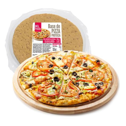 Base De Pizza Proteica 250gr Protein