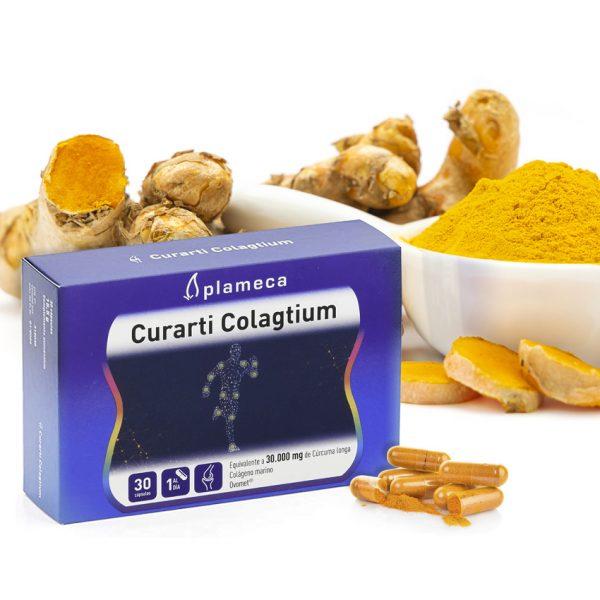 Curarti Colagtium Curcuma longa