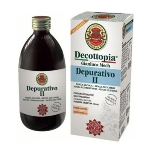 DEPURATIVO II MECH 500ml. DECOTOPIA