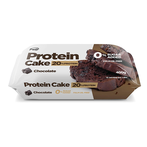 Protein Cake Chocolate 400g Pwd Nutrition