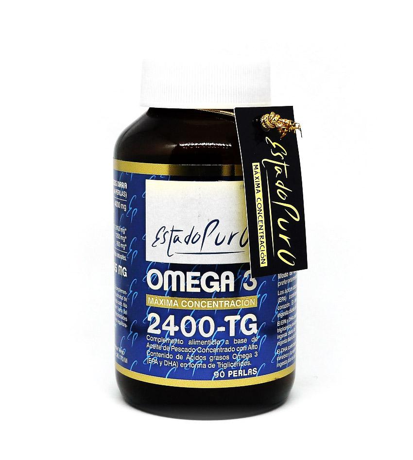 Omega 3 Máxima concentración Estado Puro