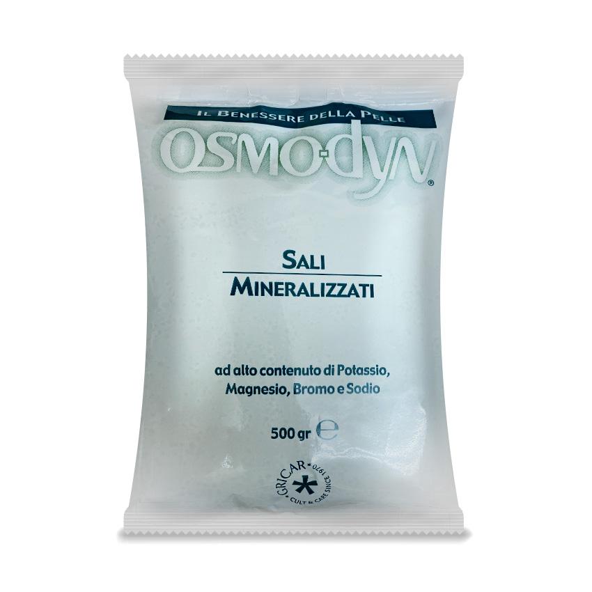 Sales Mineralizantes del Mar Muerto Osmodyn