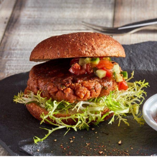 Pan de hamburguesa Proteico Low Carb KETO Bocado