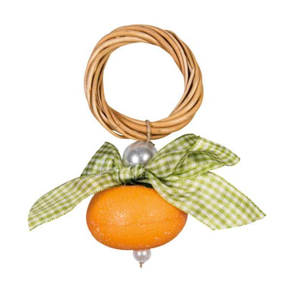 amorevole ghirlanda il mandarino