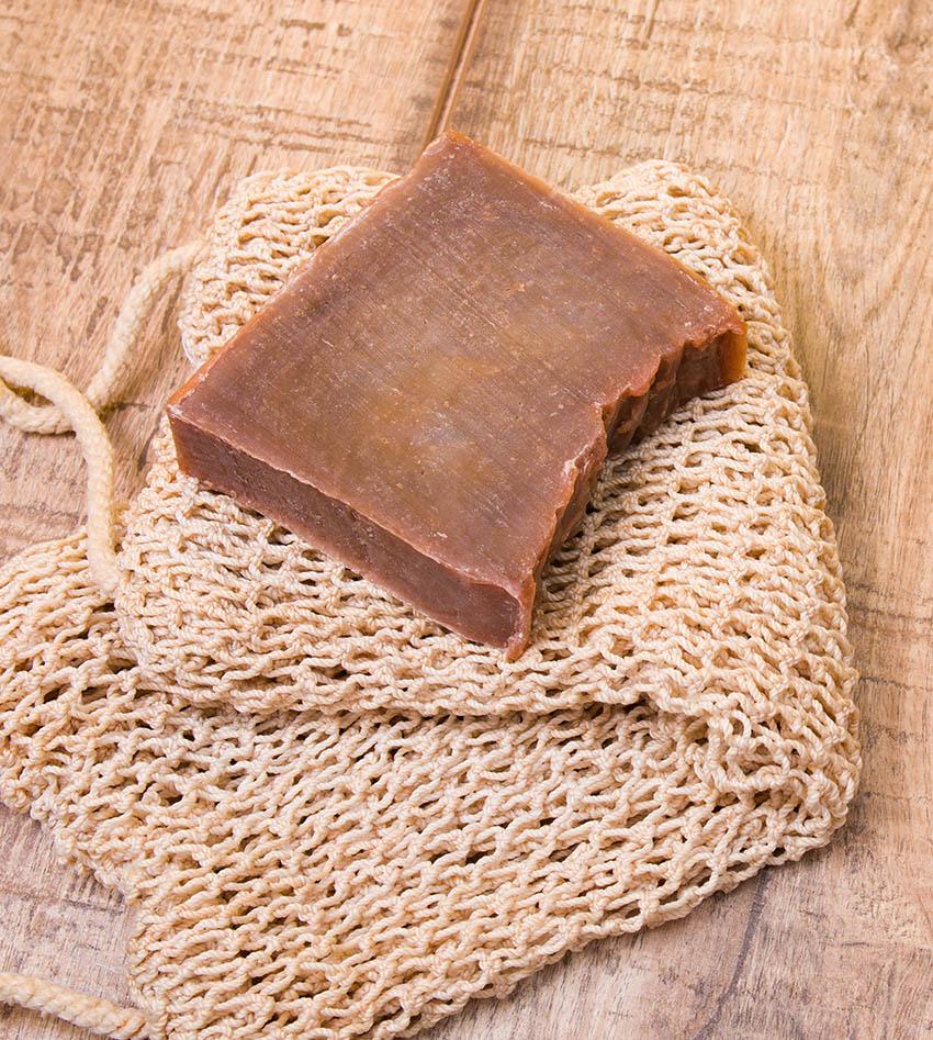Jabón de arcilla artesanal 100GR Sol Natural