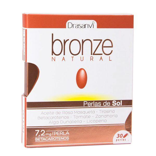 Bronze Natural Drasanvi 30 perlas