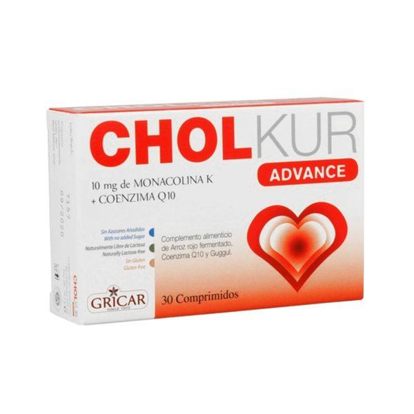 Cholkur advance 30cap GRICAR