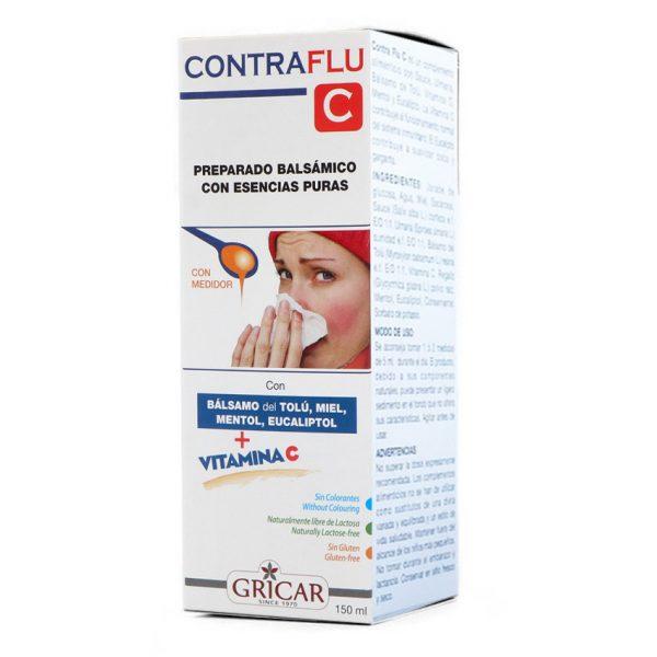 Contra Flu C Jarabe 150 ml Gricar