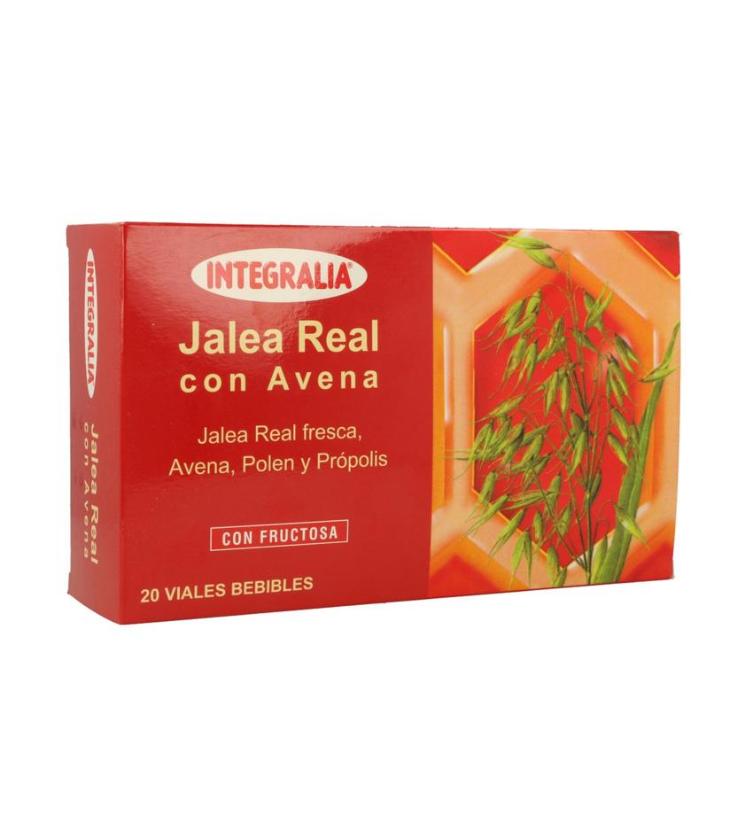 Jalea Real con Avena 20 viales Integralia